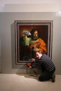 Sonderausstellung 3D-Bilder auf Schloss Augustusburg