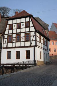 Fachwerkhaus in Colditz