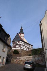 Kirche St. Aegidien in Colditz