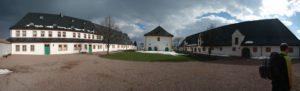 Wirtschaftsflügel des Schloss Augustusburg