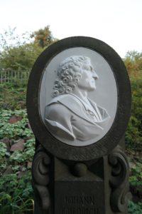 Böttger-Denkmal in Dresden