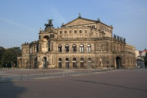 Die Semperoper Dresden