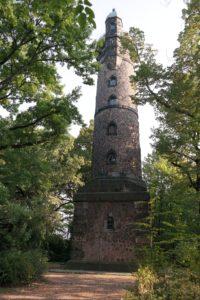 Der Fichteturm in Dresden
