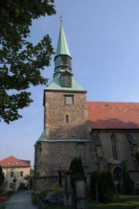 Kirche Leubnitz-Neuostra