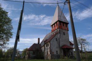 Altes Haus in Horni Blatna