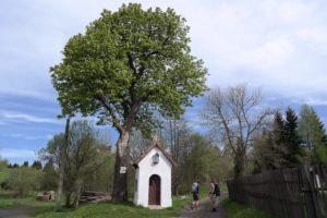 Kleine Kapelle in Horni Blatna