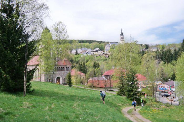 Potucky und Johanngeorgenstadt