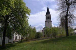Kirche Johanngeorgenstadt