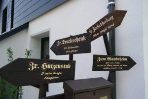 Wegbeschreibung in Johanngeorgenstadt