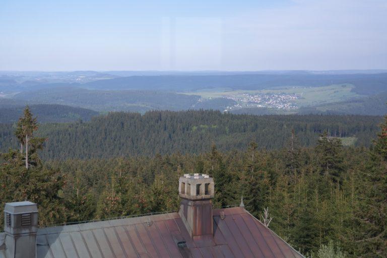 Blick vom Auersberg