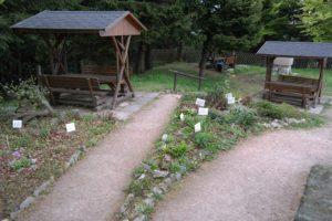Kräutergarten auf dem Auersberg