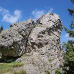 Der Fels Schneckenstein - Ein geologisches Superlativ