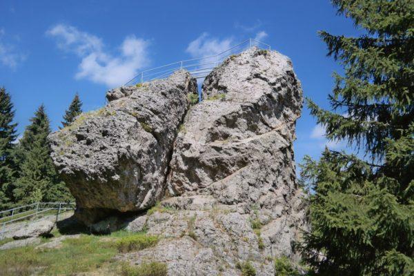 Schneckenstein bei Klingenthal