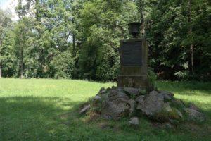 Moritz und den ländlichen Freuden gewidmet
