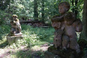 An der Grundmühle im Seifersdorfer Tal
