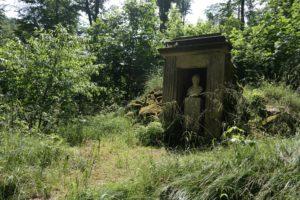 Denkmal für Herzogin Anna-Amalia im Seifersdorfer Tal