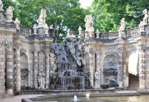 Dresden, Zwinger, Nymphenbad Andreas Praefcke (CC)