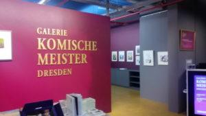 Galerie Komische Meister