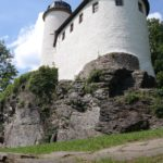 Burg Rabenstein in Chemnitz - Sachsens kleinste Burg