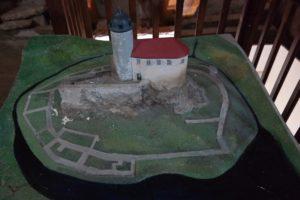 In der Burg Rabenstein