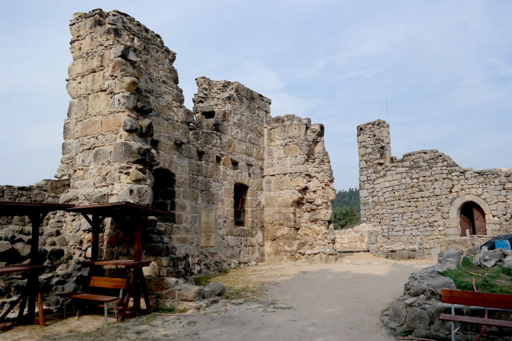 Burg- und Klosterruine Oybin