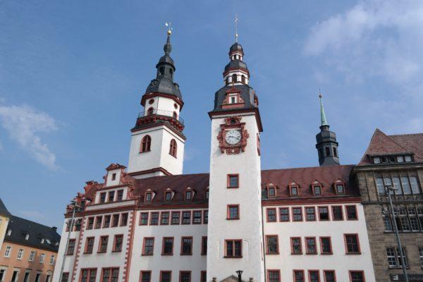 Chemnitzer Rathaus