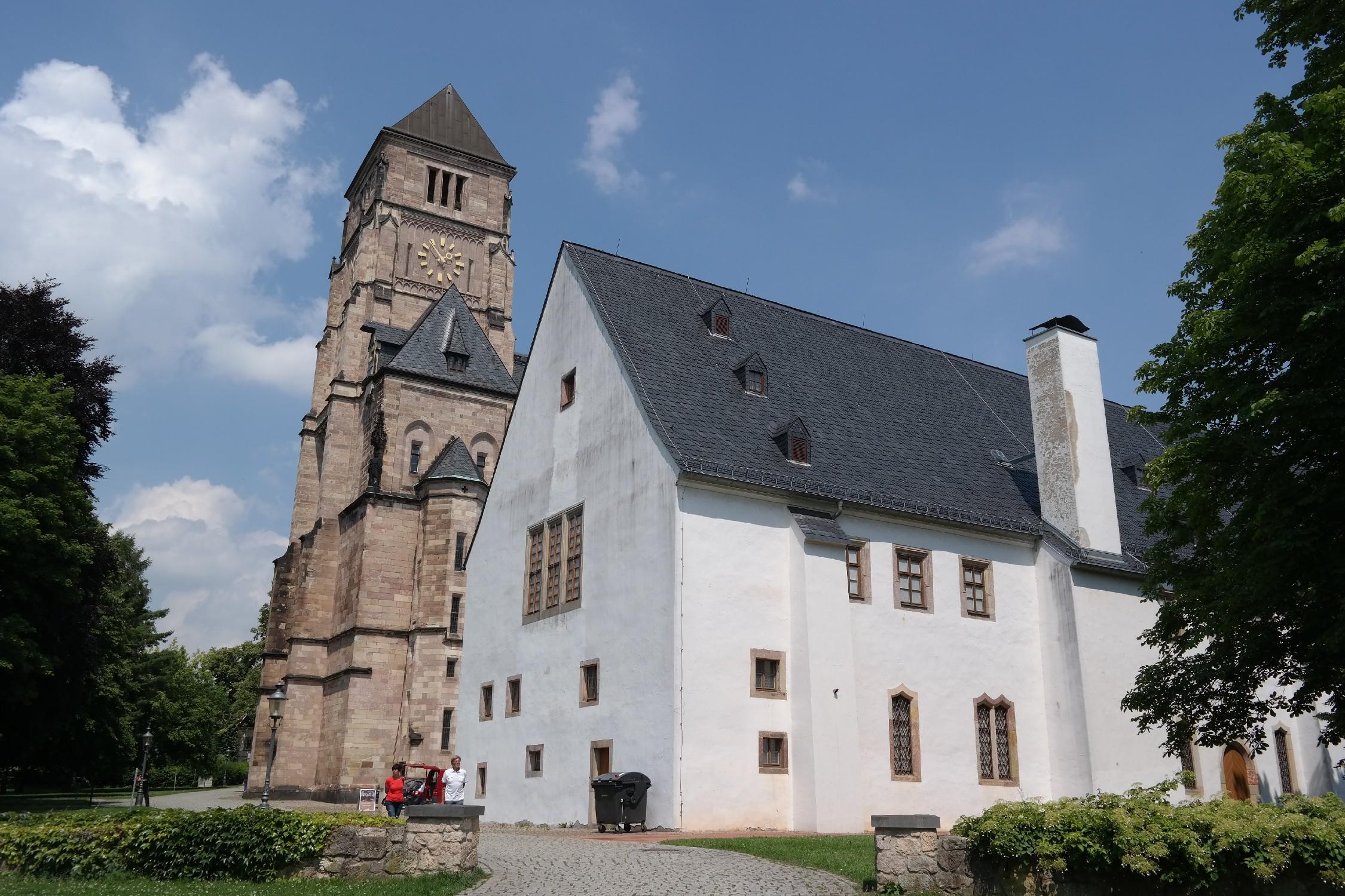 Chemnitz überraschend anders. 10 Sehenswürdigkeiten der ...