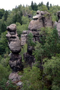 Hennigsäule im Zittauer Gebirge