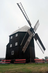 Bockwindmühle in Kottmarsdorf