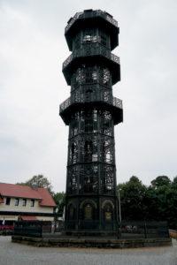 Gusseiserner Turm in Löbau
