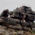 Eine Wanderung in den Oybiner Bergen und Felsen