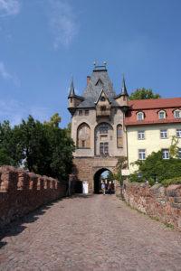 Torhaus Schloss Albrechtsburg