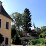 Prominenter Besuch im Bergdorf Maxen