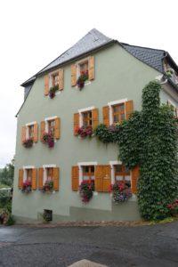 In der Erzgebirgsstadt Wolkenstein