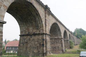 Viadukt in Obercunnersdorf