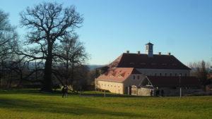 Park und Jagdschloss Graupa