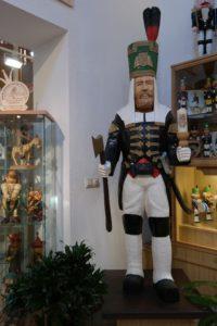 Im Nussknackermuseum Neuhausen