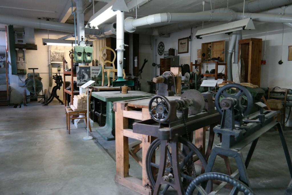 In der Alten Stuhlfabrik Neuhausen