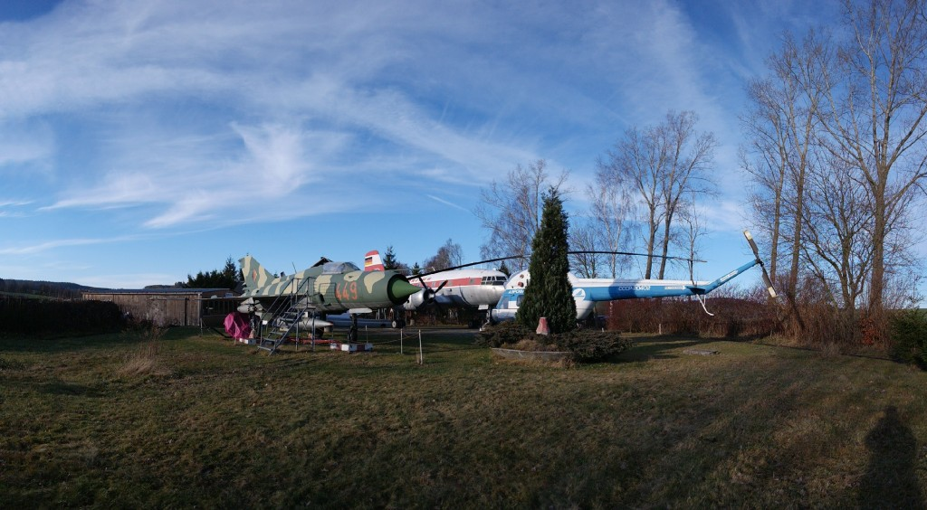 Flugzeugmuseum Cämmerswalde