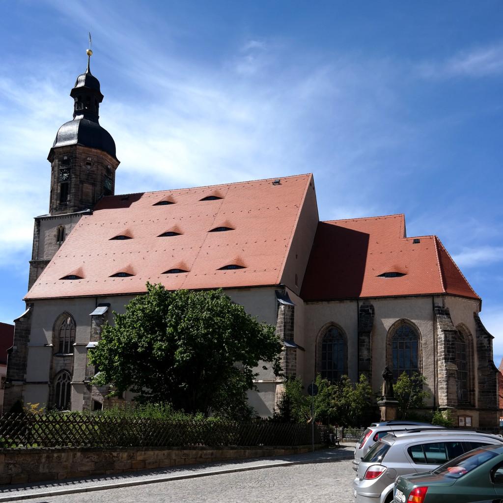 Stadtkirche St. Marien und Laurentius in Dippoldiswalde