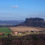 Lilienstein - Symbolträchtiger Tafelberg in der Sächsischen Schweiz
