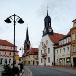 Wilsdruff - die kleine Stadt mit dem großen Sendemast