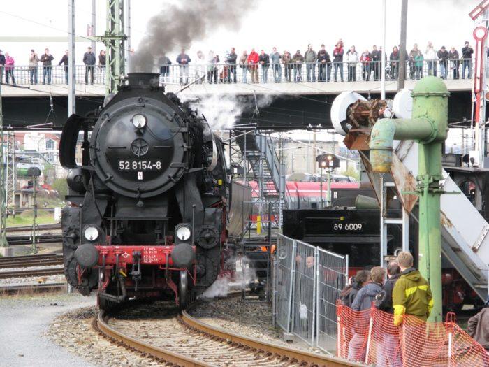 Dampfloktreffen Dresden