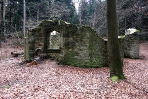 Barbarakapelle in der Dippoldiswalder Heide