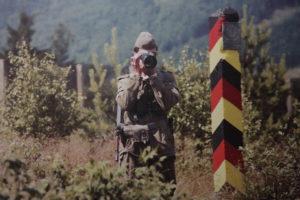 DDR- Grenzposten - Aufnahme unbekannt