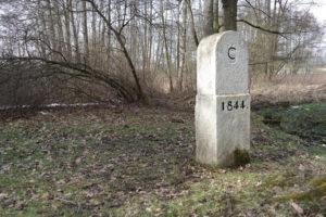 Grenzstein von 1844