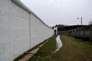 Mauer in Mödlareuth