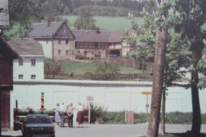 Situation in Mödlareuth, Aufnahme unbekannt