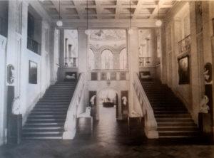 Porzellan-Museum Meissen 1916