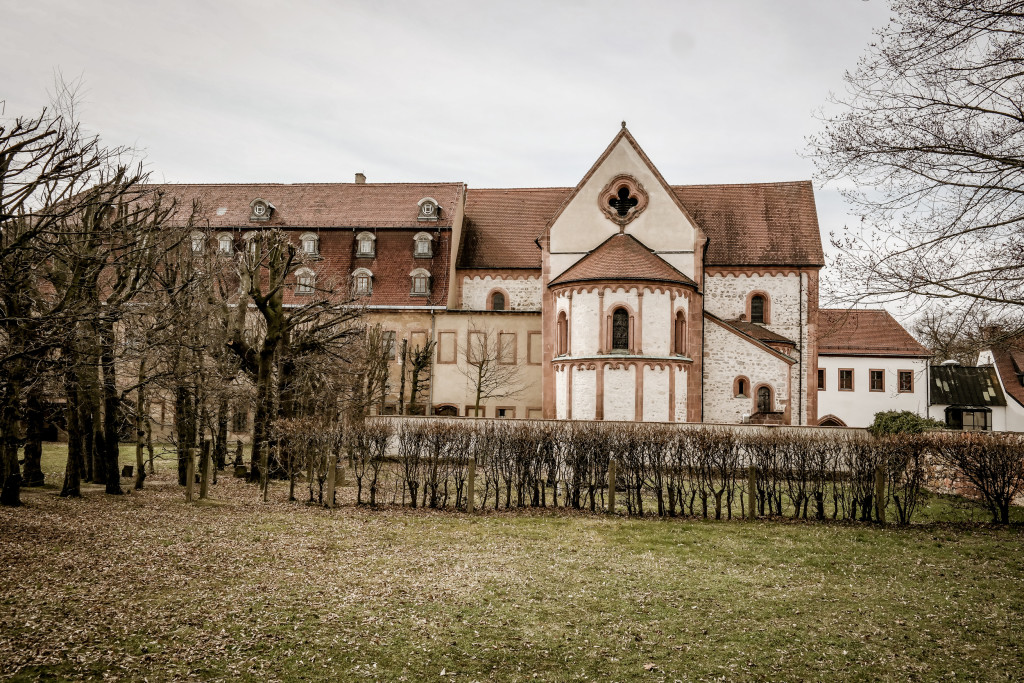 Kloster Wechselburg mit Basilika